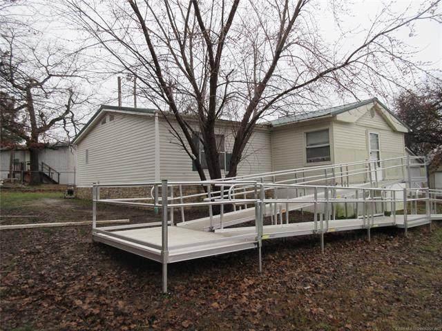 115186 S 4306 Road, Porum, OK 74455 (MLS #2029197) :: Active Real Estate