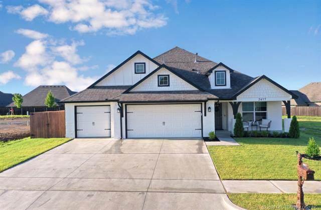 2617 W 114th Street, Jenks, OK 74037 (MLS #2029274) :: Active Real Estate