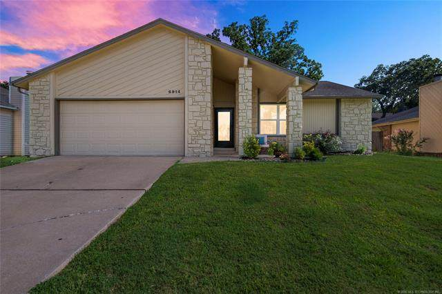 6914 E 98th Street, Tulsa, OK 74133 (MLS #2029278) :: 918HomeTeam - KW Realty Preferred