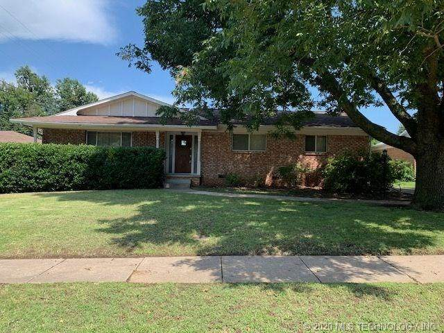 2217 S Darlington Avenue, Tulsa, OK 74114 (MLS #2029355) :: 918HomeTeam - KW Realty Preferred