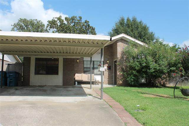 1518 S 4th, Mcalester, OK 74501 (MLS #2029366) :: Active Real Estate
