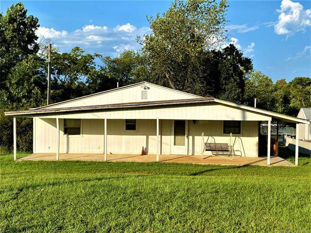 1941 W Rainbow Bend Drive, Eufaula, OK 74432 (MLS #2029370) :: Active Real Estate