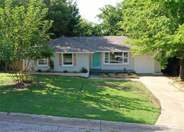 4180 E 33rd Street, Tulsa, OK 74135 (MLS #2029405) :: RE/MAX T-town