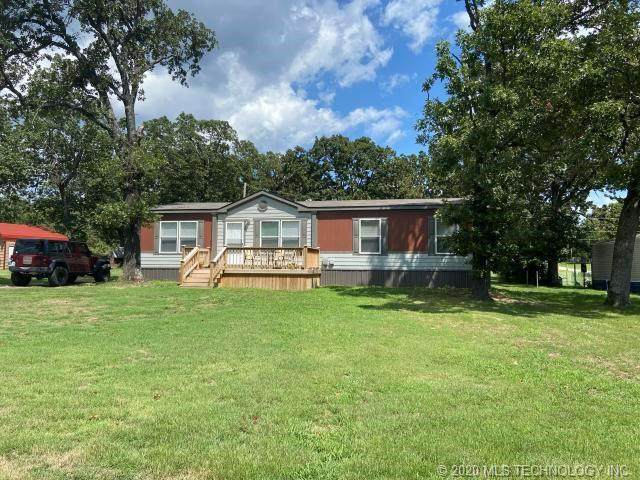 318 Blue Bonnet, Disney, OK 74340 (MLS #2029412) :: Active Real Estate