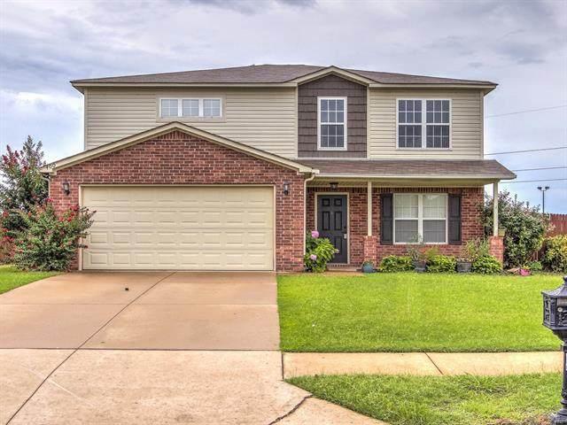 400 E 149th Street, Glenpool, OK 74033 (MLS #2029419) :: Active Real Estate