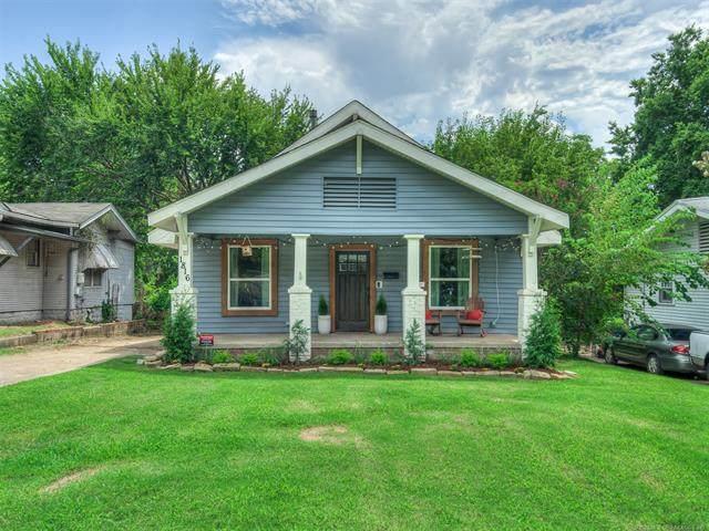 1816 W Cameron Street, Tulsa, OK 74127 (MLS #2029445) :: 918HomeTeam - KW Realty Preferred