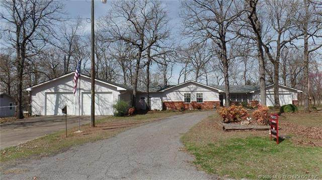 415677 E 1092 Road, Checotah, OK 74426 (MLS #2029452) :: Hopper Group at RE/MAX Results