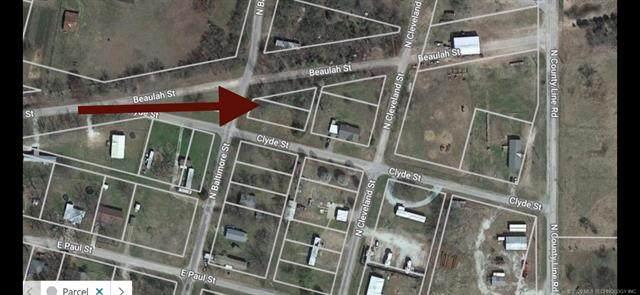 00000 Baltimore, Allen, OK 74825 (MLS #2029459) :: Active Real Estate