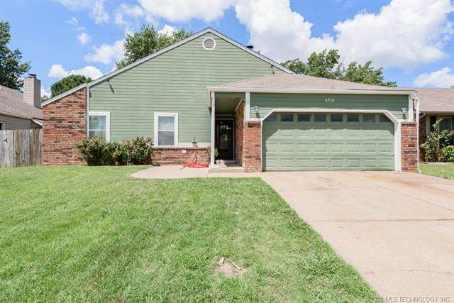 6718 S 111th East Avenue, Tulsa, OK 74133 (MLS #2029481) :: Hometown Home & Ranch