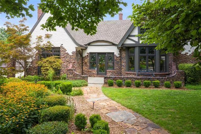 1131 E 26th Street, Tulsa, OK 74114 (MLS #2029511) :: Active Real Estate