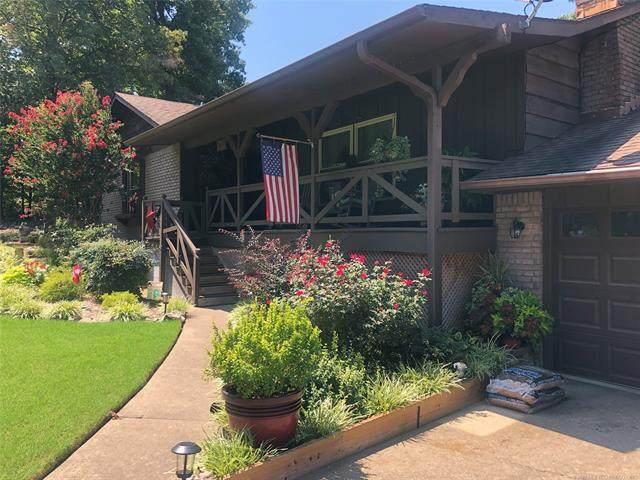 233 Big Bluff Road, Pryor, OK 74361 (MLS #2029533) :: Active Real Estate