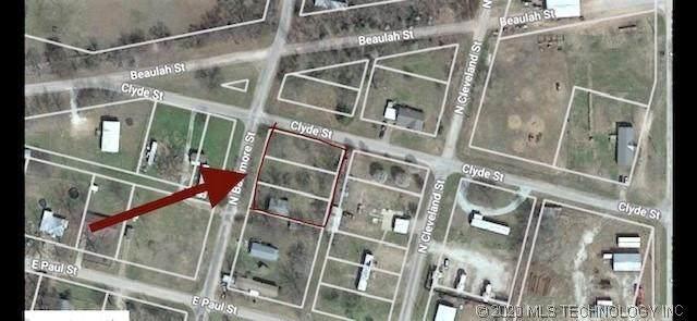 404 N Baltimore, Allen, OK 74825 (MLS #2029536) :: Active Real Estate