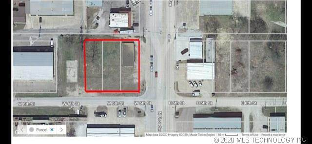603 N Broadway Avenue, Ada, OK 74820 (MLS #2029574) :: Active Real Estate