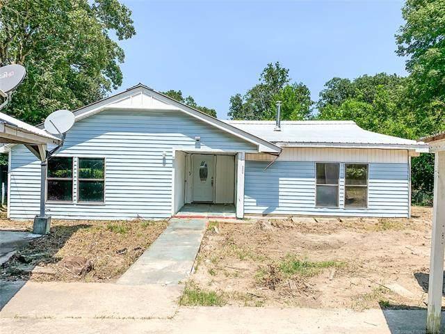 409655 E 1113 Road, Eufaula, OK 74432 (MLS #2029587) :: Active Real Estate