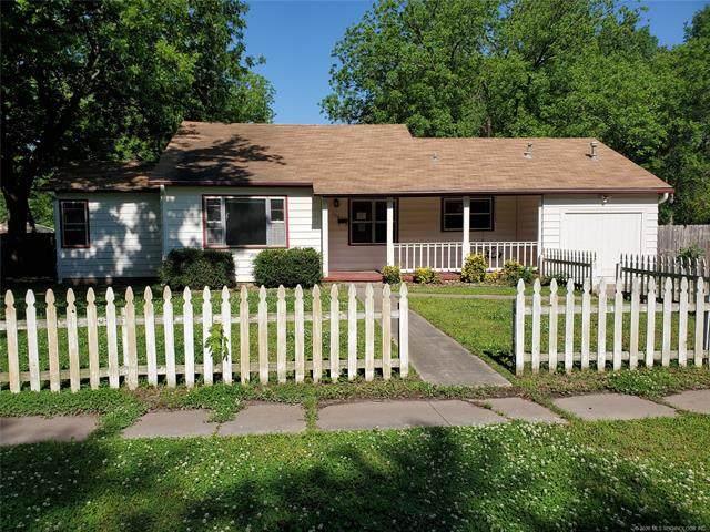 204 N Rowe Street, Pryor, OK 74361 (MLS #2029613) :: Active Real Estate