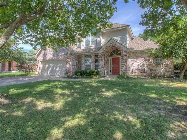 8923 E 100th Drive, Tulsa, OK 74133 (MLS #2029617) :: Active Real Estate