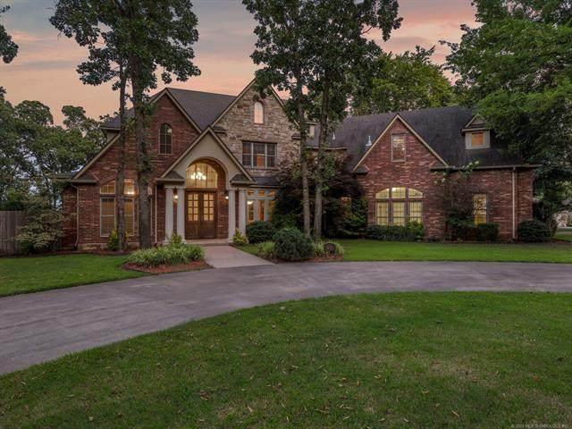 1030 N 4395 Road, Pryor, OK 74361 (MLS #2029718) :: Active Real Estate