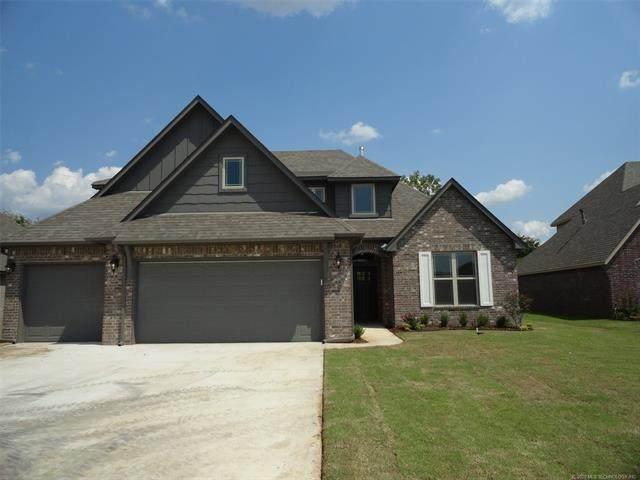 2655 N 17th Street, Broken Arrow, OK 74012 (MLS #2029784) :: Active Real Estate