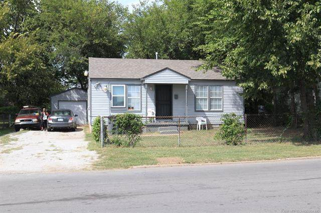 1349 E Reading Street, Tulsa, OK 74106 (MLS #2029827) :: RE/MAX T-town