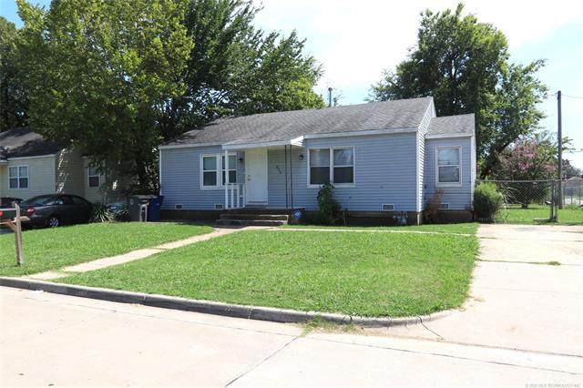 504 E Ute Street, Tulsa, OK 74106 (MLS #2029831) :: Hopper Group at RE/MAX Results