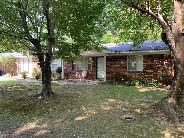 907 10th Street, Stigler, OK 74462 (MLS #2029849) :: Active Real Estate