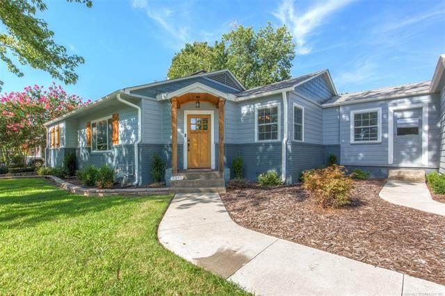2340 S College Avenue S, Tulsa, OK 74114 (MLS #2029861) :: Active Real Estate