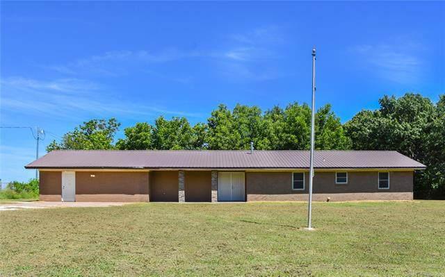 926 Pruitt, Ada, OK 74820 (MLS #2029892) :: Active Real Estate