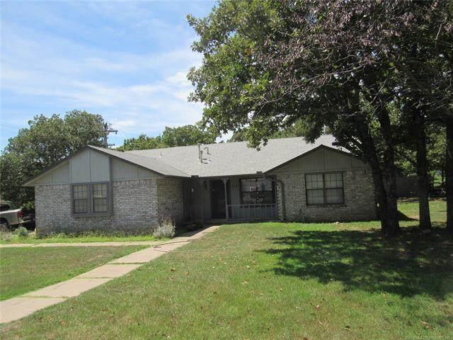 115 Craven Drive, Mannford, OK 74044 (MLS #2029902) :: Active Real Estate