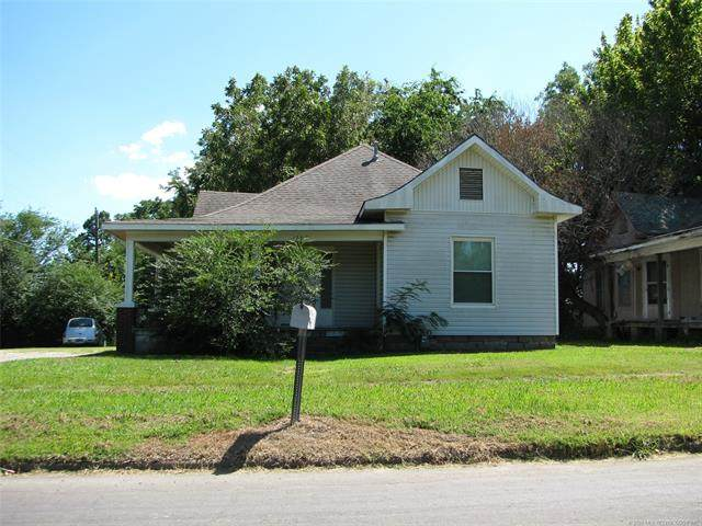 1705 Callahan Street, Muskogee, OK 74403 (MLS #2030021) :: RE/MAX T-town