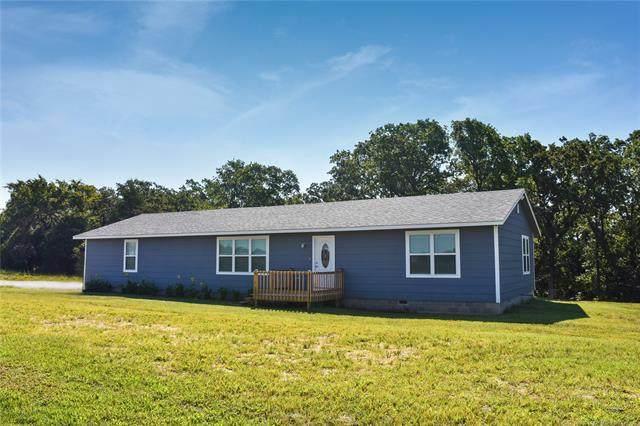 13460 County Road 3615, Ada, OK 74820 (MLS #2030099) :: Active Real Estate