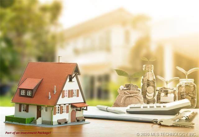 248 E Zion Place, Tulsa, OK 74106 (MLS #2030144) :: Active Real Estate