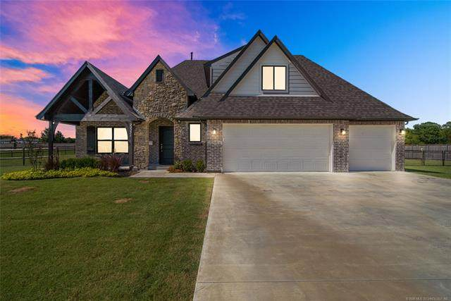 22271 E 101st Place, Broken Arrow, OK 74014 (MLS #2030161) :: Hopper Group at RE/MAX Results