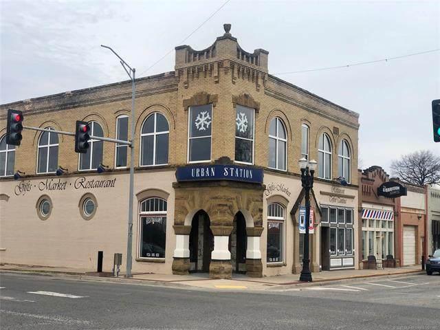 103 N Lee Street, Fort Gibson, OK 74434 (MLS #2030238) :: Hometown Home & Ranch