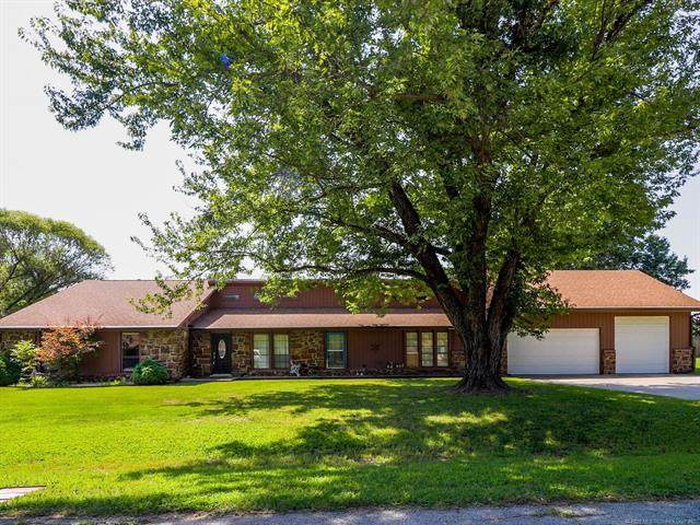 25206 E 62nd Street, Broken Arrow, OK 74014 (MLS #2030339) :: Active Real Estate
