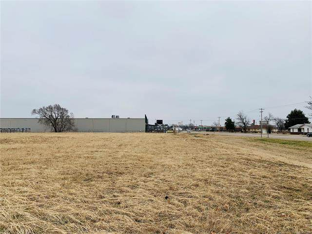 151st Street, Bixby, OK 74008 (MLS #2030355) :: 918HomeTeam - KW Realty Preferred
