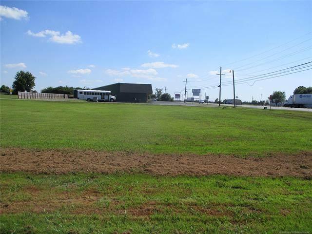 S Hwy 69 Highway, Wagoner, OK 74467 (MLS #2030367) :: 918HomeTeam - KW Realty Preferred