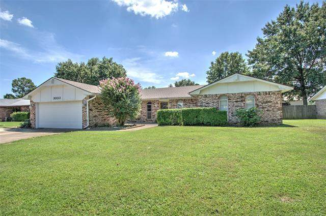 3003 E Monta Place, Muskogee, OK 74403 (MLS #2030430) :: Active Real Estate