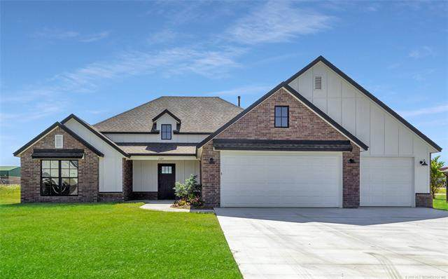 5449 E 142nd Place N, Collinsville, OK 74021 (MLS #2030445) :: Active Real Estate