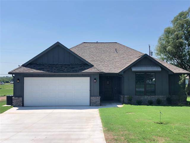 11809 N 191st East Avenue, Owasso, OK 74055 (MLS #2030454) :: Active Real Estate