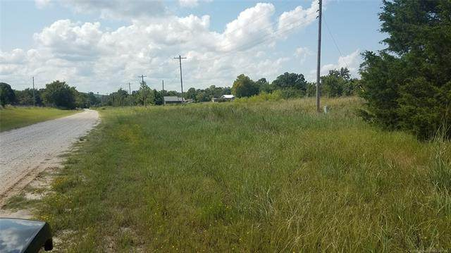 Choctaw Drive, Eufaula, OK 74432 (MLS #2030489) :: 918HomeTeam - KW Realty Preferred