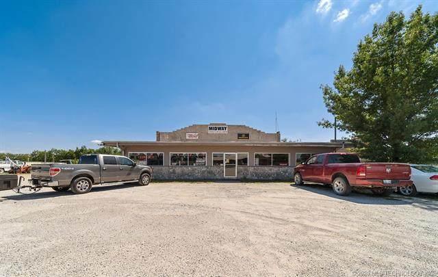 323 W Dwain Willis, Vinita, OK 74301 (MLS #2030494) :: Hometown Home & Ranch