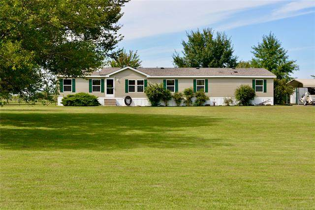 23245 Mckinley Road, Morris, OK 74445 (MLS #2030501) :: Active Real Estate