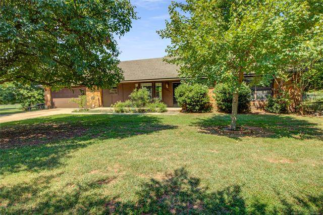 17507 E 88th Street N, Owasso, OK 74055 (MLS #2030504) :: Active Real Estate