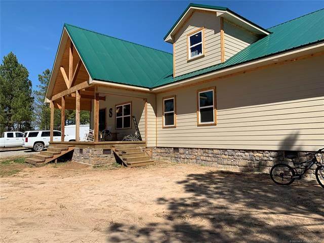 Bennington, OK 74723 :: Active Real Estate