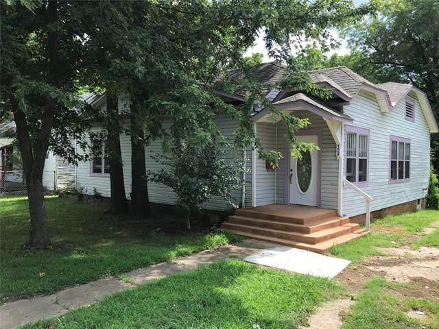 324 N G. Street, Muskogee, OK 74403 (MLS #2030545) :: Active Real Estate