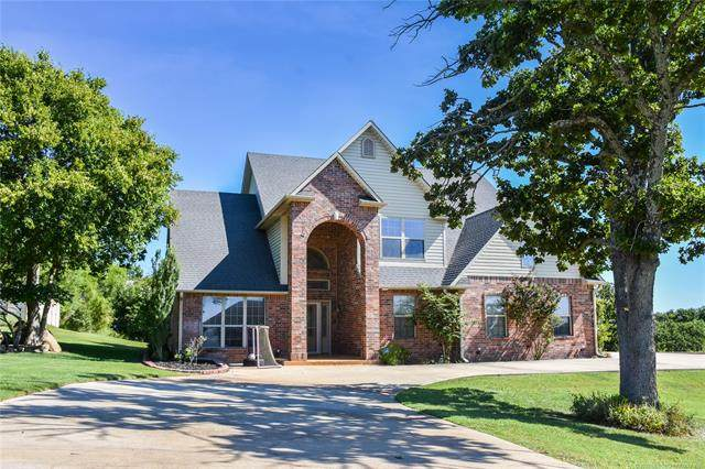 18020 County Road 1558, Ada, OK 74820 (MLS #2030681) :: Hometown Home & Ranch
