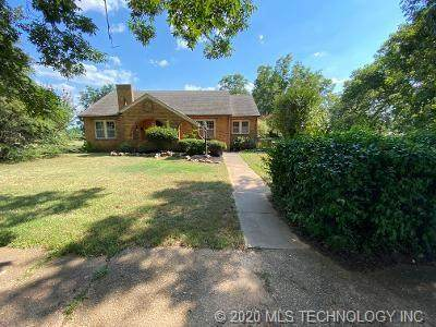503 Country Club, Holdenville, OK 74848 (MLS #2030696) :: Hopper Group at RE/MAX Results