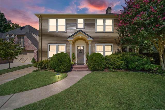 1225 E 29th Street, Tulsa, OK 74114 (MLS #2030699) :: Active Real Estate