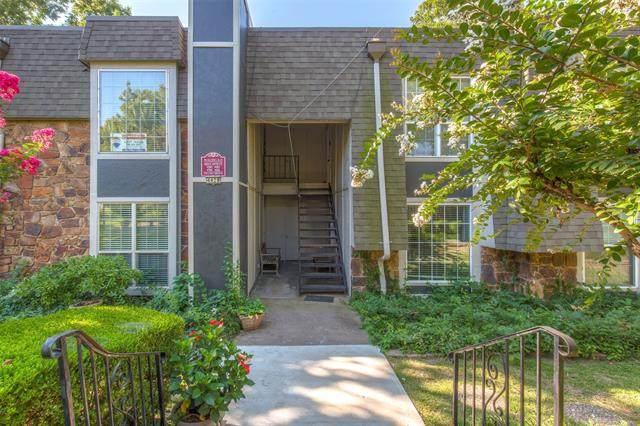 4428 E 68th Street #484, Tulsa, OK 74136 (MLS #2030704) :: Hometown Home & Ranch