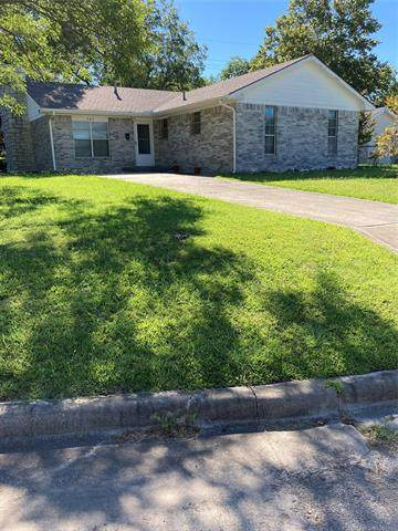 903 W 24th Street, Ada, OK 74820 (MLS #2030744) :: Hopper Group at RE/MAX Results